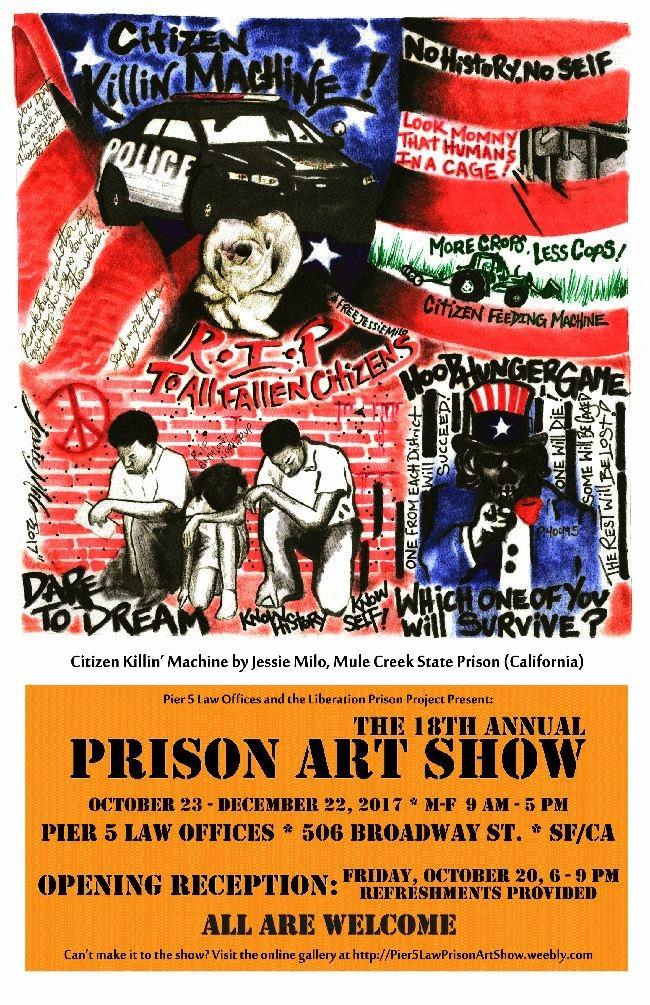 prison artshow 2017